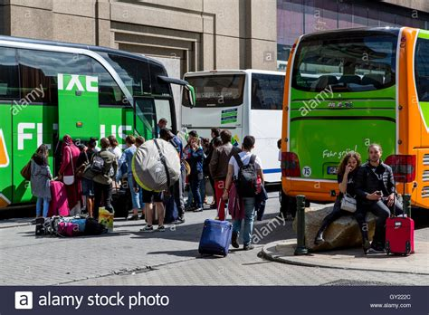 Flixbus Stockfotos & Flixbus Bilder - Alamy
