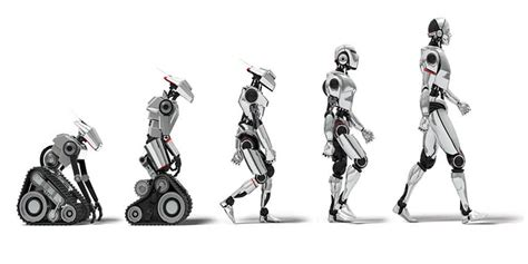 The Many Types of Robots That You Don't Hear About