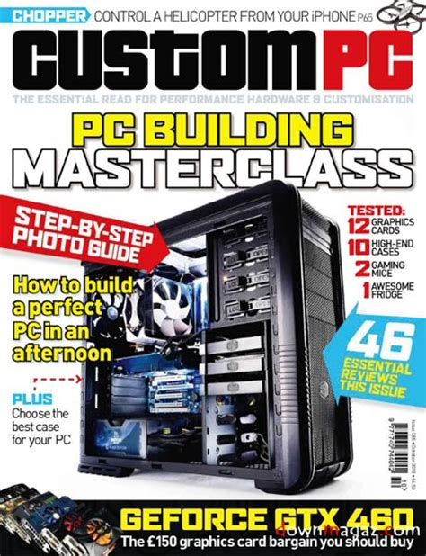 Custom PC UK - October 2010 » Download PDF magazines