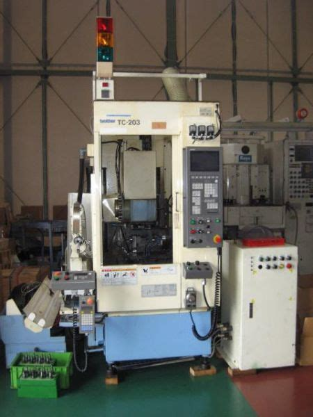Brother CNC Tapping Center TC-203 for sale | used, second
