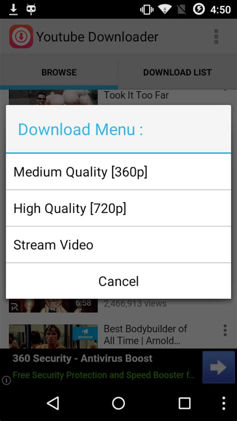 Buy Youtube Video Downloader MP4 - For Android Utilities
