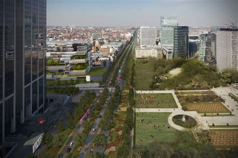 Brussels Mobility 2040 | Tractebel