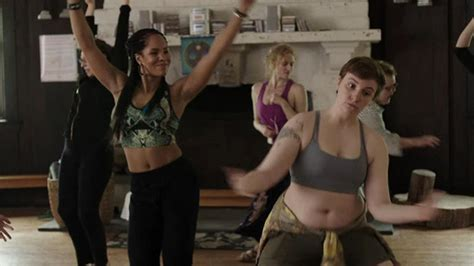Lena Dunham Dances Like No One Is Watching in First Teaser
