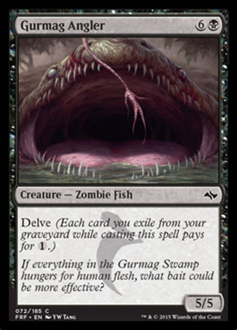 Gurmag Angler | FATE REFORGED Visual Spoiler