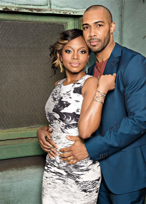 'Power' Couple: Omari Hardwick and Naturi Naughton - Essence