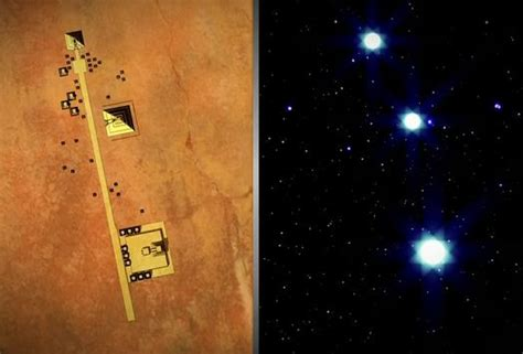 The Orion Correlation: 3 fascinating ancient structures