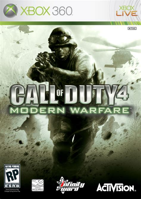News: Vote For Call of Duty 4 Box Art | MegaGames