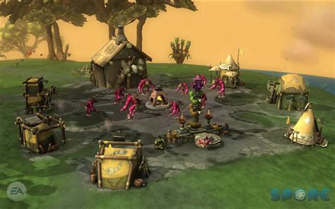 Spore Steam Activated Full PC Game Download