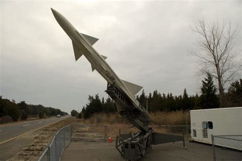 Classified Nike Missile Site At Fort Hancock In New Jersey