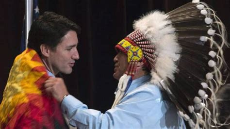 Open Letter to Prime Minister Justin Trudeau: Reconciling