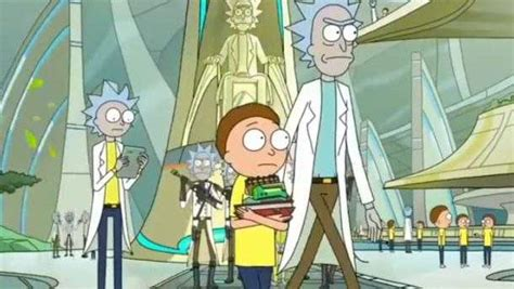Is Morty Turning Into Rick? [S03E05 of 'Rick and Morty