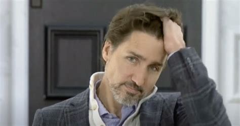 Justin Trudeau's Hair Flip Went Viral & Proves How Badly