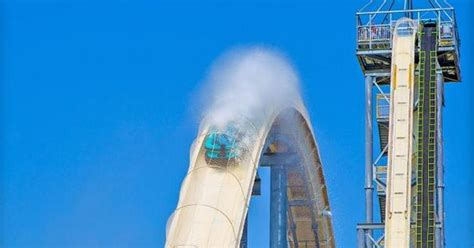 Boy, 10, dies following accident on world's tallest water