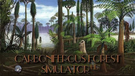 The Carboniferous Period + Fossils - YouTube