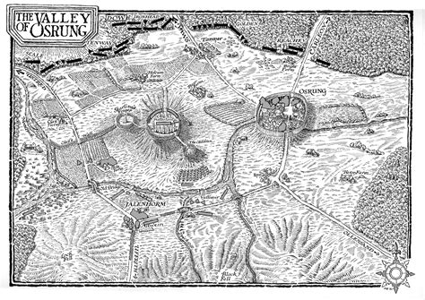 Joe Abercrombie | Maps for The Heroes