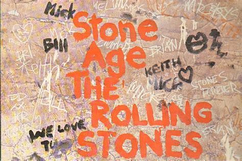 Why the Rolling Stones Disowned Their 'Stone Age' Compilation