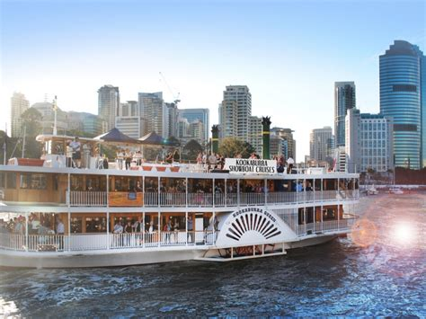 Christmas Day Cruise on the Brisbane River | Queensland