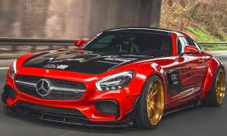Mercedes-AMG GT S: Tuning von Prior Design (Update