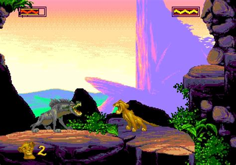 Download The Lion King | DOS Games Archive