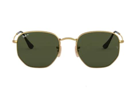 Ray-Ban RB 3548N 001/58 in gold