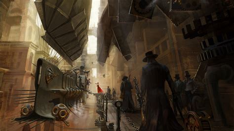 Animated Steampunk Wallpaper (66+ images)