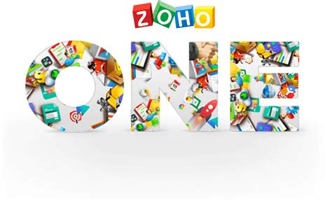 Zoho - Cloud Software Suite and SaaS Applications for