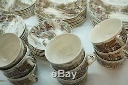 Vintage Johnson Brothers China Old English Countryside 56