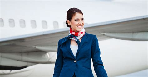 There's one strict rule of being a flight attendant - and