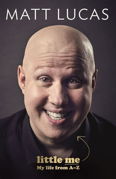 Bibliophile | Matt Lucas tells his story from A to Z