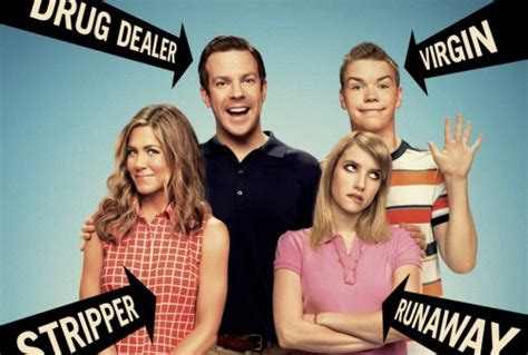 We're the Millers Trailer Starring Jason Sudeikis and