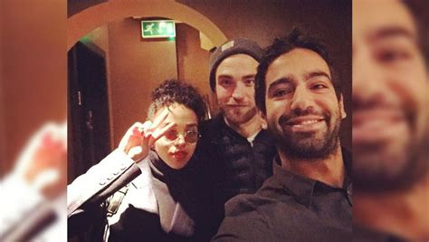 """Twilight""-Star Robert Pattinson: Freundin FKA Twigs"