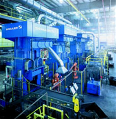 Hydraulic presses for forging aluminum wheels (MH series)