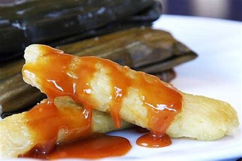 Easy Suman Malagkit (With Coconut Caramel) Recipe | Ang