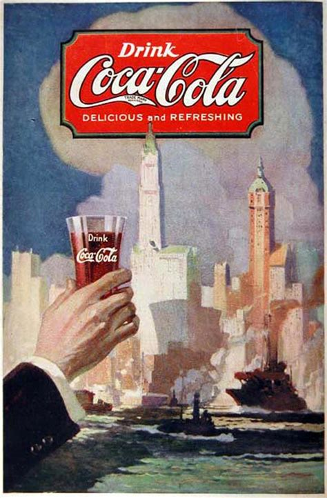 A Study of Great Advertising: Print Ads From Coco-cola