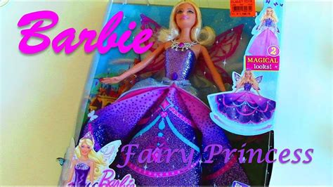 Barbie Mariposa and the Fairy Princess (Catania Doll