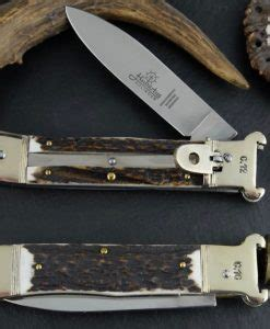 Hubertus Knives for sale - Lever lock automatic knives