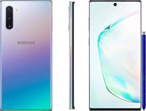 Samsung Galaxy Note 10+ Manual User Guide Download PDF