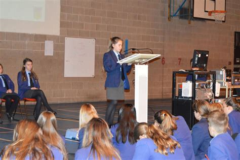 Middlewich High School - Freedom of Speech Assembly - iValue