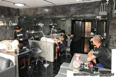 6 Best Tattoo Studios in Chiang Mai - Where to Get Tattoos