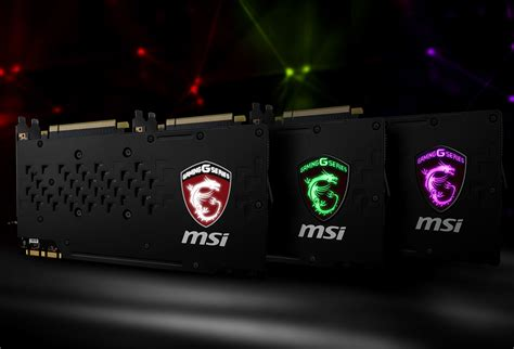 MSI Announces the Gaming Z Series GeForce GTX 1080 and GTX