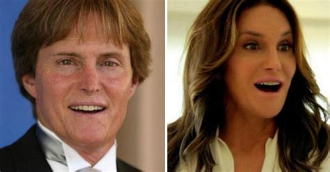 Tranny Caitlyn Jenner found out that she is 66% British