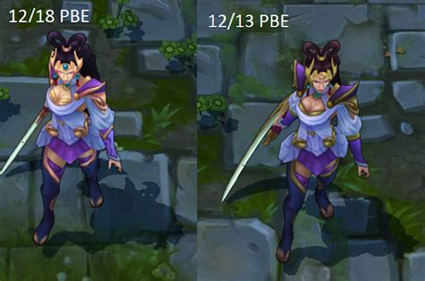 Surrender at 20: 12/18 PBE Update: Several new icons, New