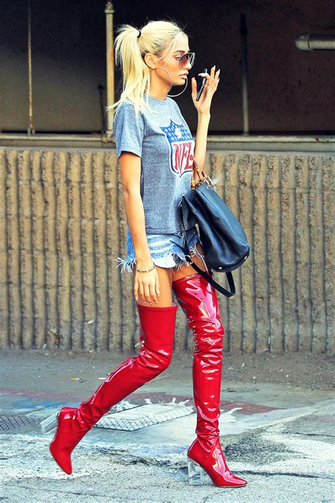 Pia Mia spotted out running errands in Beverly Hills