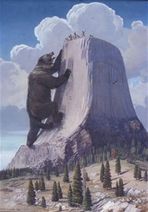 First Stories - Devils Tower National Monument (U