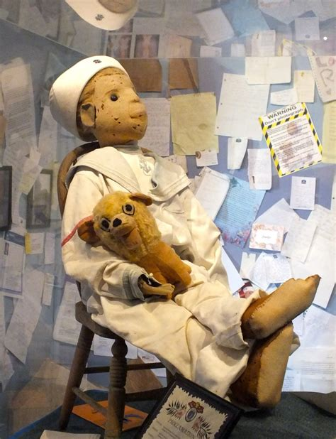 Top Haunted Dolls in the World - Hell Horror