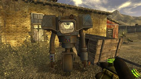 Securitron Beacons at Fallout New Vegas - mods and community