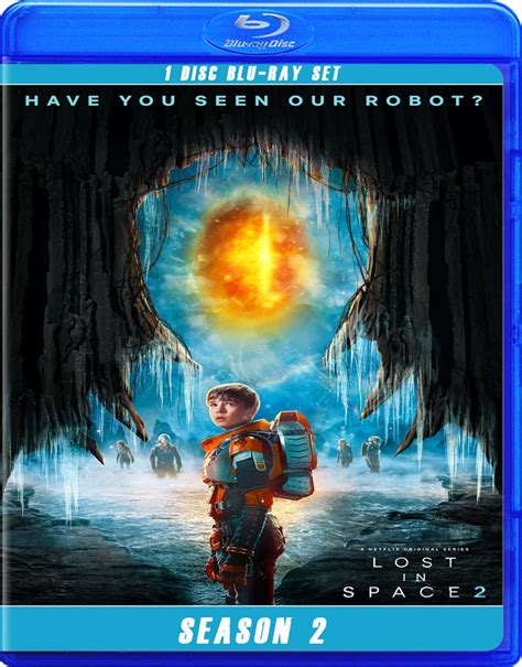 Lost In Space - Season 2 – Fred The Blu-Ray Dog