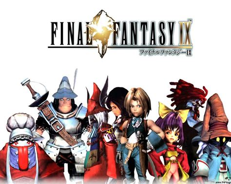 Final Fantasy IX coming to PC/mobile, enhanced with cheats