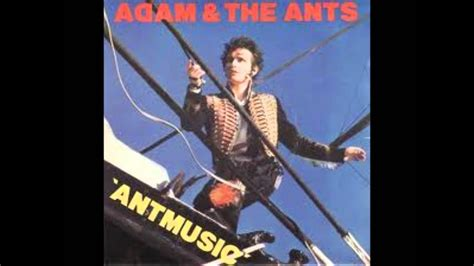 """Adam And The Ants """"Antmusic"""" Original Non Fade Out Version"""