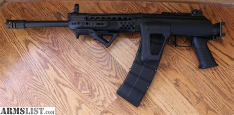 ARMSLIST - For Sale: Saiga 12 conversion with many upgrades